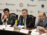 Встреча представителей украинского бизнеса с делегацией Южно-Казахстанской области